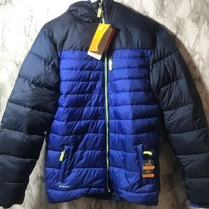 NWT Champion super warm boys XL 16/18 coat.